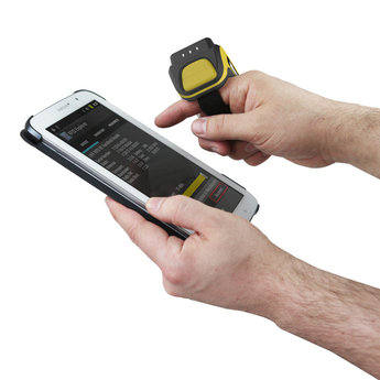 iDPos MediTracker UHF RFID  reader draadloos voor CoperniCare