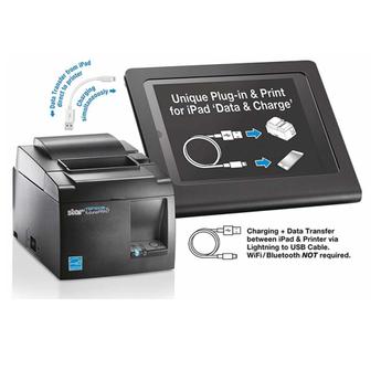 Lightning bonnenprinter met USB en Netwerktaansluiting geschikt voor Markxman