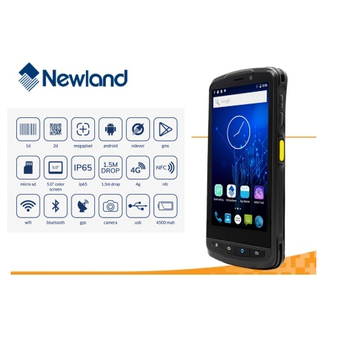 Newland MT90 Orca Pro (BT/3G/4G//Dual band/WiFi/GPS/GPRS) Android