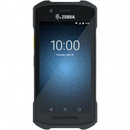 Zebra TC26, 8-Pin, 2D, SE4710, USB, BT (BLE, 5.0), Wi-Fi, 4G, NFC, PTT, GMS, Android