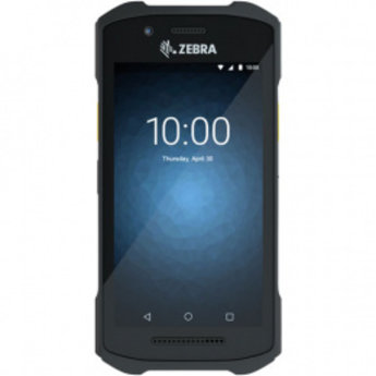 Zebra   TC26, 2-Pin, 2D, SE4710, USB, BT (BLE, 5.0), Wi-Fi, eSIM, 4G, NFC, PTT, GMS, Android