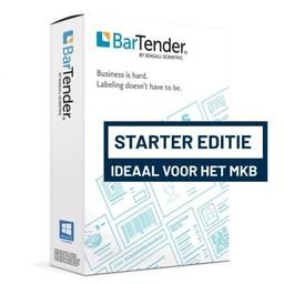 Seagull BarTender 2021 Starter, application license, 1 printer