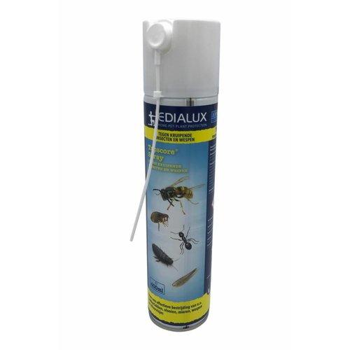 Spray tegen kruipende insecten