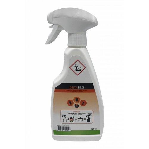 Deltasect Anti sect spray om bedwantsen te bestrijden