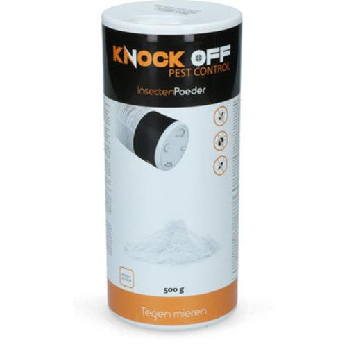 Knock off insectenpoeder (spinnen)