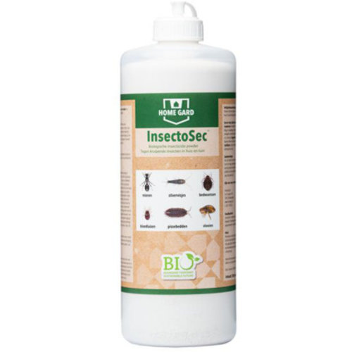 HOMEGARD HomeGard InsectoSec 200 gram bus (vlooien)