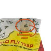 Hoe werken deze biologische vliegenvallen van Zapi?