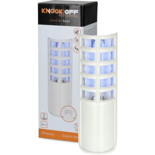 Knock off insecten en vliegenlamp