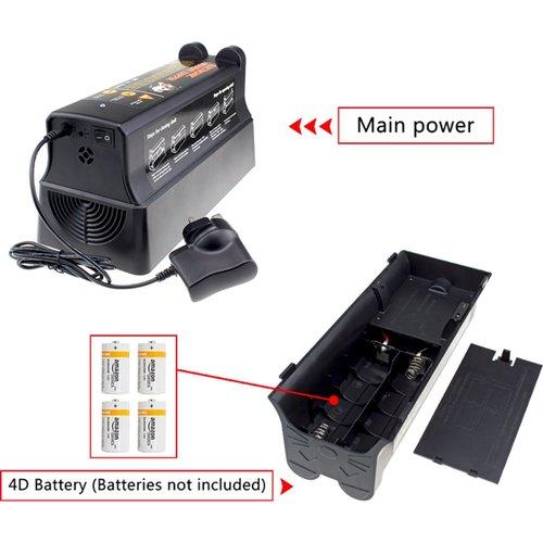 Knock off Elektrische muizen  en rattenval kopen
