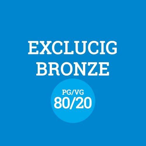 Bronze label (80/20)