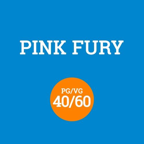 Pink Fury (40/60)
