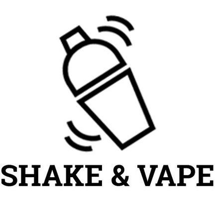 Shake & Vape e-liquid kopen