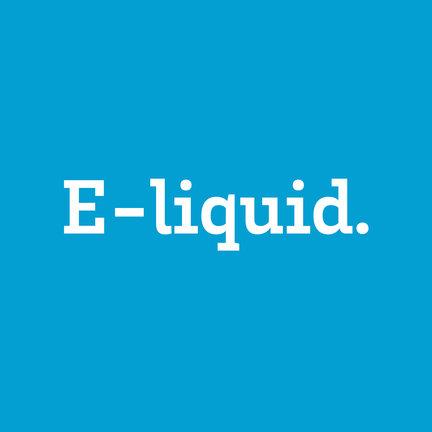 E-liquid kopen.