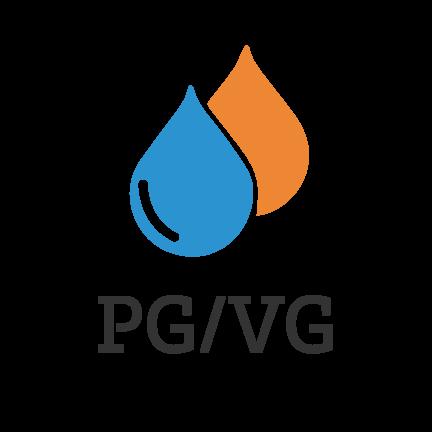PG/VG e-liquid