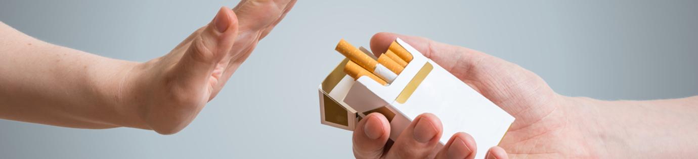 Hoeveel sigaretten staan gelijk aan mijn e-sigaret?