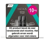 HEXA Pod Menthol | 2.0