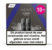 HEXA Pod Blueberry| 2.0