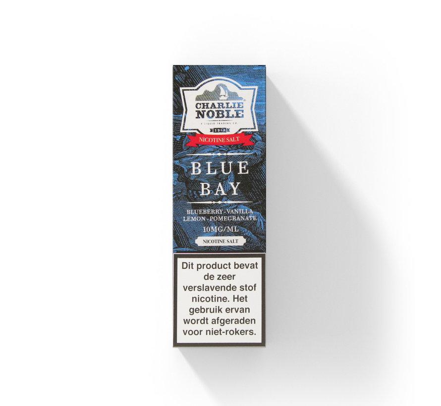 Nic Salt Blue Bay