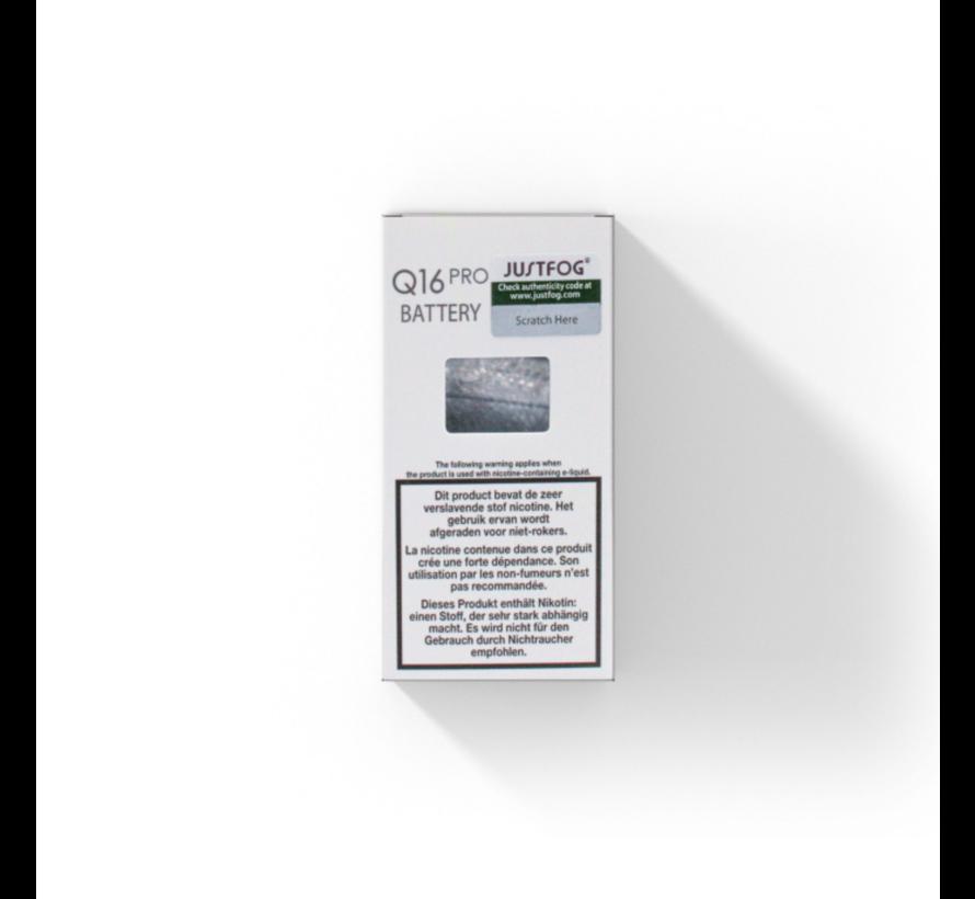 Q16 Pro Batterij