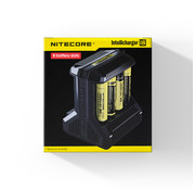 Nitecore Intellicharger i8 Batterij Oplader