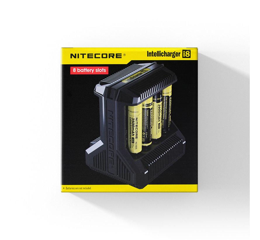 Intellicharger i8 Batterij Oplader