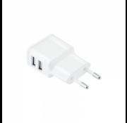 Grab n Go Verloopstekker 2 USB