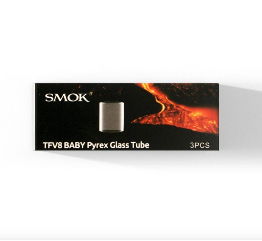 TFV8 X-Baby pyrex glas 2ML (3 St.)