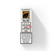 Element Nic Salts Honey Roasted Tobacco