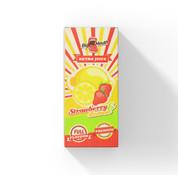 Big Mouth Retro Juice Strawberry & Lemon 10ML