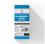 Glas  Blueberry Cake 50ML