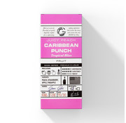 Glas  Caribbean Passion 50ML