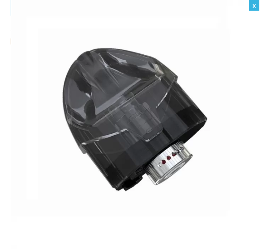 Tance Max POD (geen coil) (5 St.)