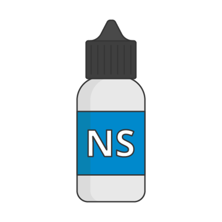 Nic Salt e-liquid (Nicotine Salt)
