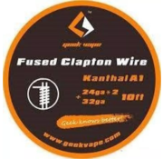 GeekVape  Kanthal A1 fused Clapton Wire