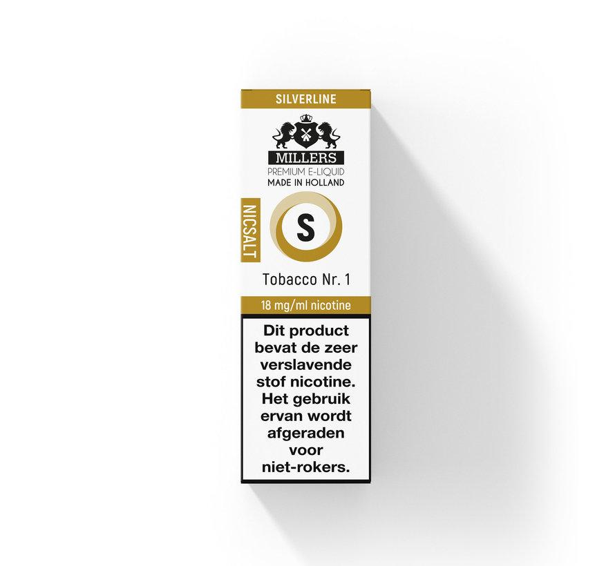 Tobacco Nr.1 Nic Salt