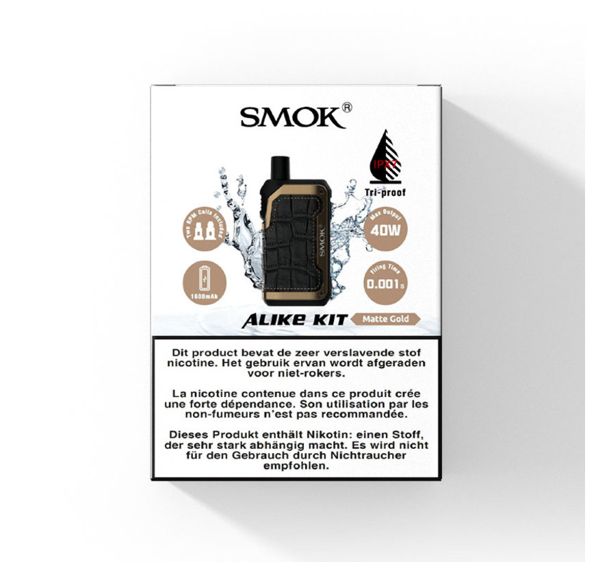 SMOK ALIKE STARTSET