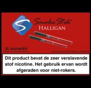 Smokestik HALLIGAN XL STARTSET DUBBEL