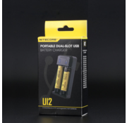 Nitecore UI2 batterij oplader