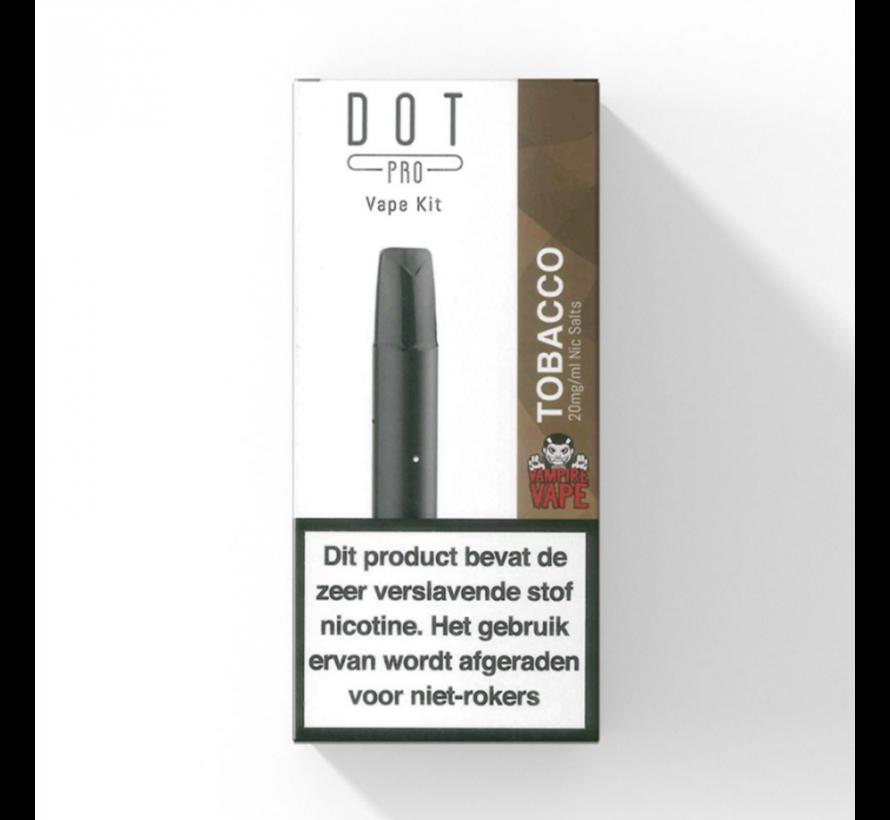pro Starterkit Tabacco