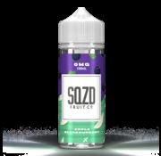 SQZD Apple Blackcurrant 100ml