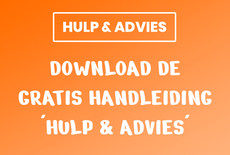 Download de Gratis Handleiding 'Hulp & Advies'