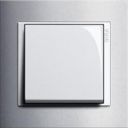 Event aluminium mat/wit glans