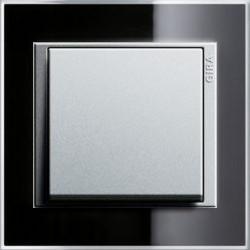 Event Clear zwart glans/aluminium mat