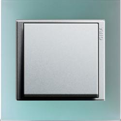 Event Opaque mint mat/aluminium mat