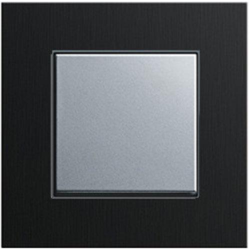 Esprit aluminium zwart