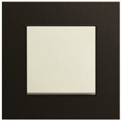 Esprit aluminium bruin