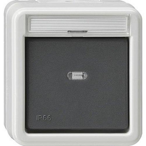Waterdicht opbouw IP66