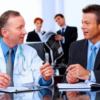2 GezondheidsCheck-up's op de zaak m/v
