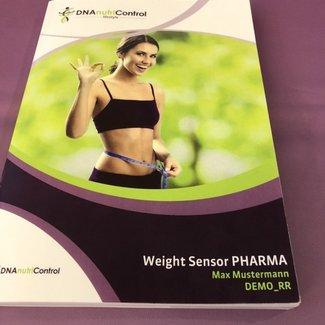 DNA-Expert Gewicht