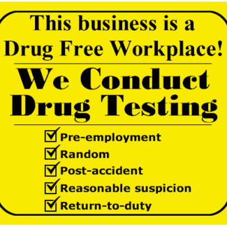 Drugsscreening urine